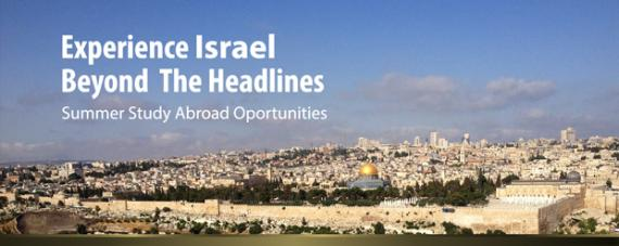 Study Abroad Opportunities at the Hebrew University of Jerusalem