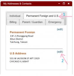 how to write an australian residential address